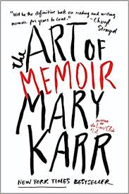 Karr_The Art of the Memoir