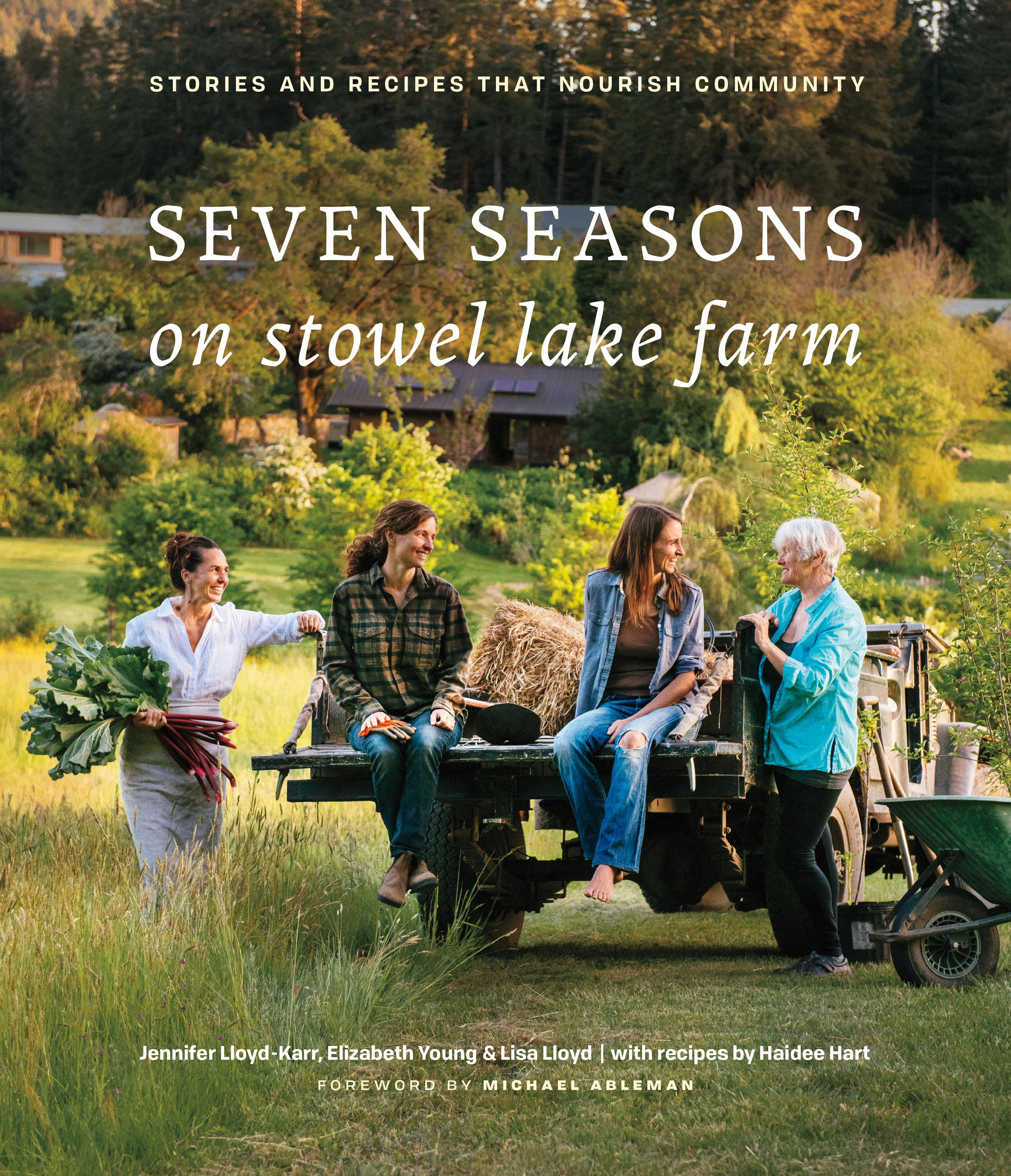 Seven Seasons on Stowel Lake Farm