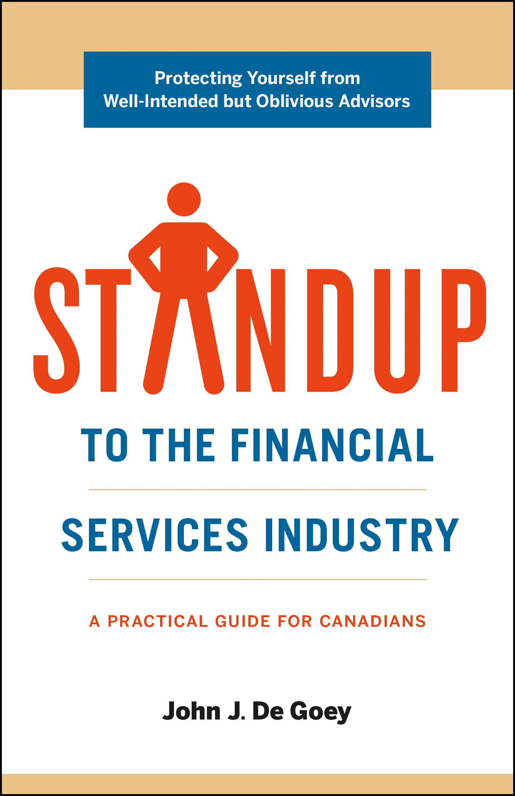 STANDUP to the Financial Services Industry