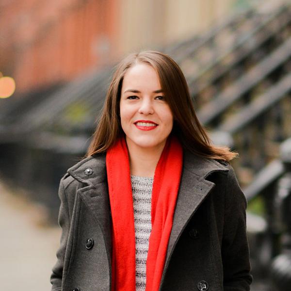Fuelling content with Melanie Deziel