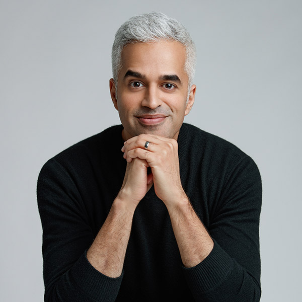 Every conversation counts with Riaz Meghji