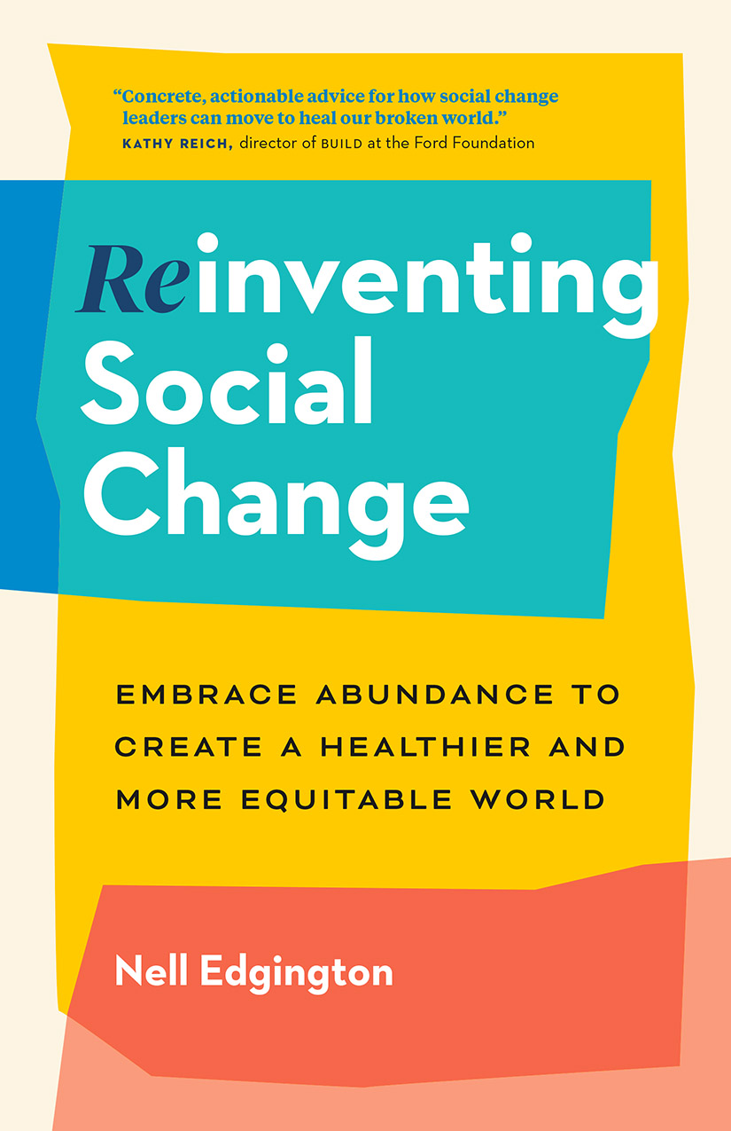 Reinventing Social Change