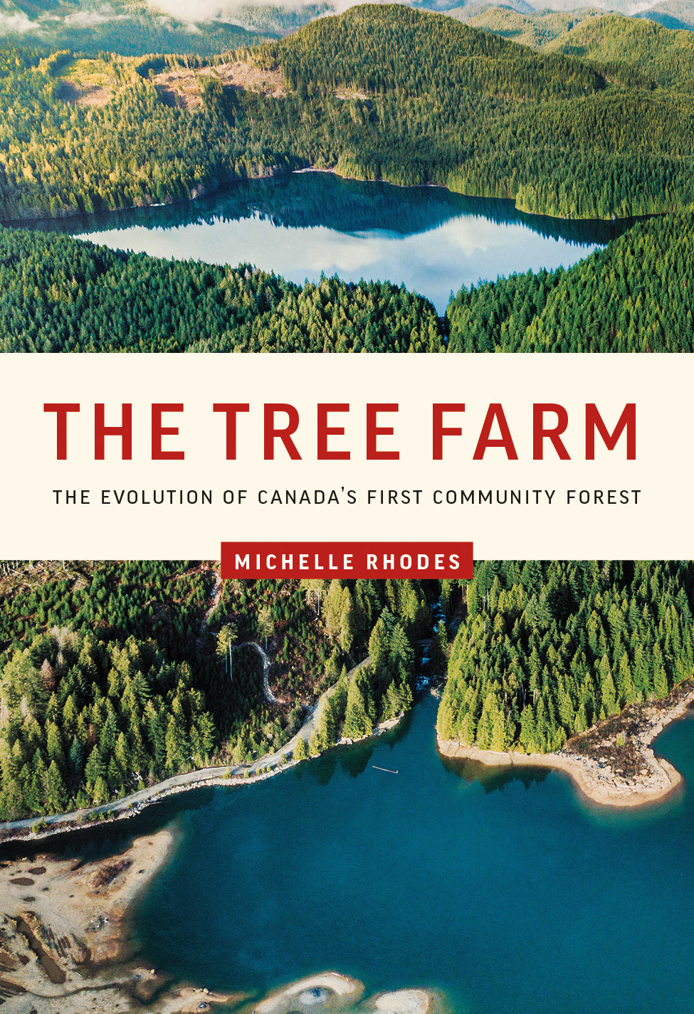 The Tree Farm by Michelle Rhodes