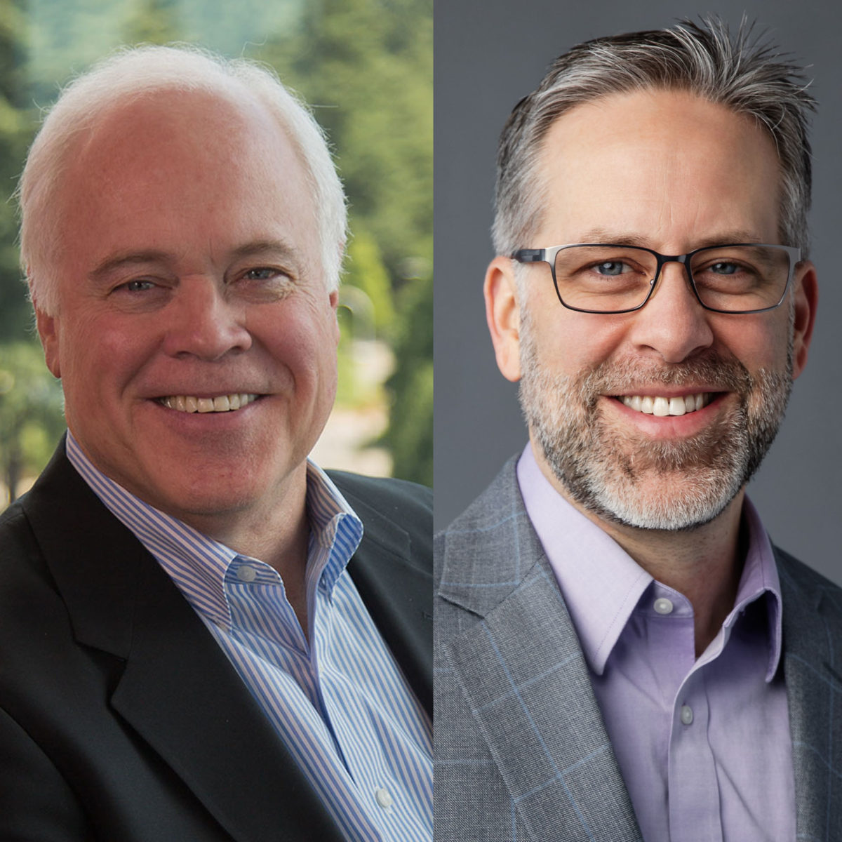 Leading the way with John Parker Stewart and Daniel J. Stewart